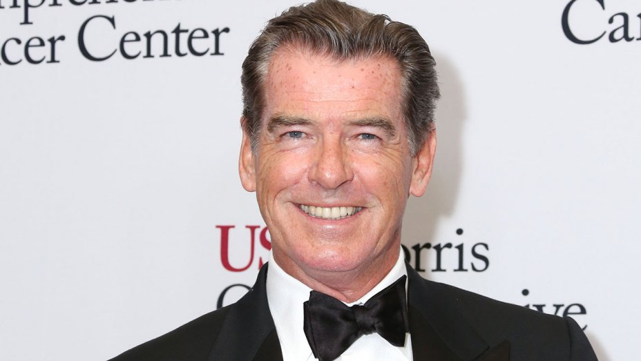 Pierce Brosnan to Get World Cinema Honor From European Film Academy