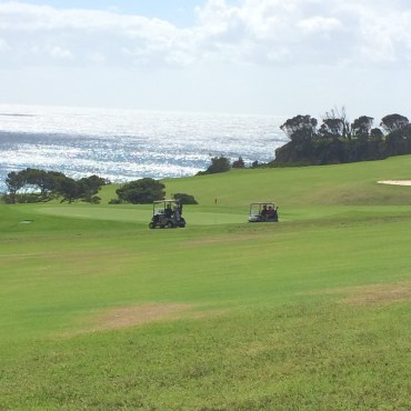 Narooma Golf Course by the sea