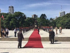 VIP TOURS BA - EXPERIENCES IN BUENOS AIRES - SAN MARTIN MONUMENT
