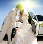 New Orleans Wedding Limousine transportation