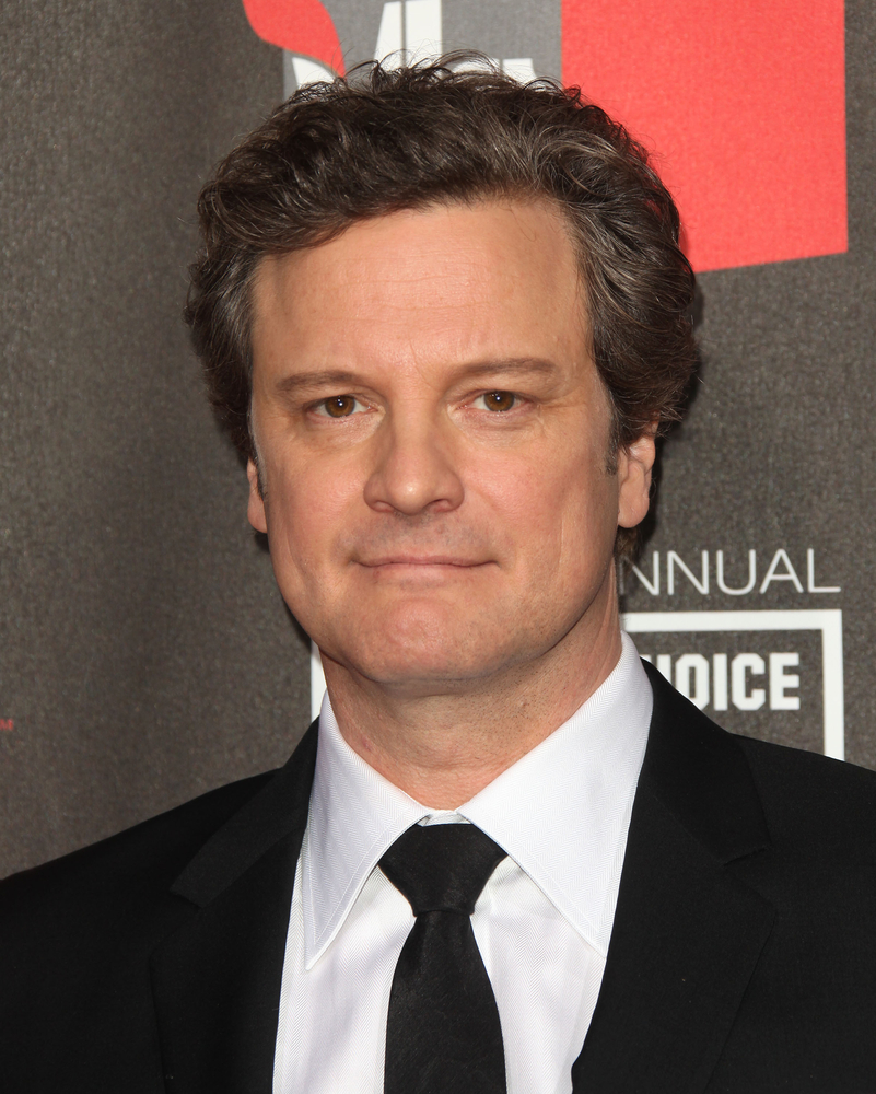 Colin Firth V I P Typology