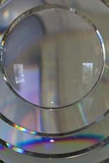 """Fresnel Lens """"bulls-eye"""""""