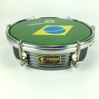 Timbra Tamborim, Aluminum, Brazil Head