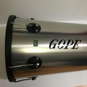 """Gope 12"""" aluminum rebolo"""