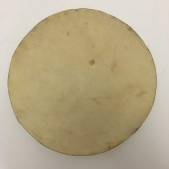 Artcelsior skin head on wood hoop, 11-14″