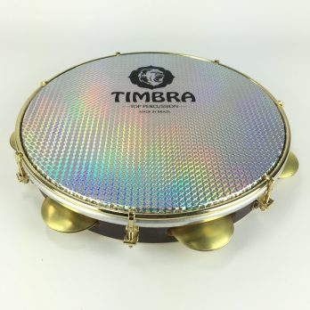Timbra 10″ Pandeiro – holographic head