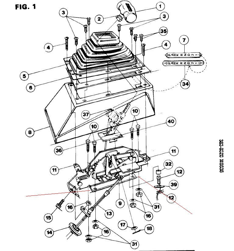 hurst shifter wiring diagram
