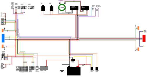 small resolution of wiring diagram 1983 yamaha midnight maxim wiring diagram basic 1983 virago wire harness schematic wiring diagram
