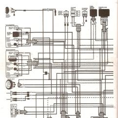 Yamaha Virago Wiring Diagram 2006 Toyota 4runner Parts 750 Auto Electrical