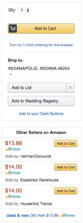 FBA vs FBM: Amazon Buy Box