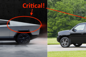 Here's why the Tesla Cybertruck has its crazy look – TechCrunch