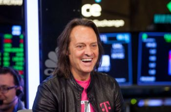 John Legere leaving T-Mobile after 7 fun years of bashing AT&T and Verizon