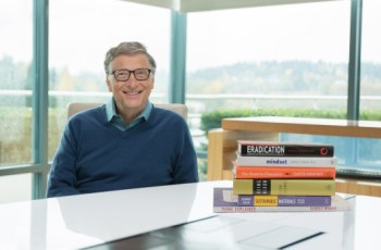 Bill Gates played Secret Santa to a Michigander, sending 81 pounds of goodies tailored just for her – TechCrunch