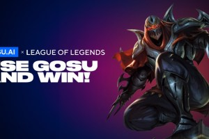 Gosu.ai's raises $2.8 million for AI-based coaching for gamers in League of Legends