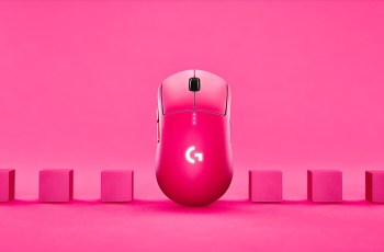 Logitech will donate sales of Pixel gaming mouse to gamer charities