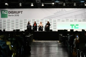 Meet Europe's top VCs at Disrupt Berlin – TechCrunch