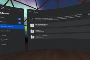 Oculus Quest update adds AMD support for Link and your voice