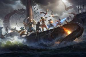 Pillars of Eternity II: Deadfire sails to PS4 and Xbox One on January 28