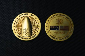 """Rocket Lab adds new $7.5 million """"Mission Success"""" coin to its online store – TechCrunch"""