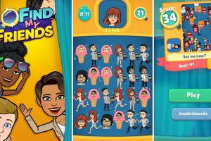 Snap Games launches leaderboard games for friendly battles