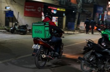 Uber all set to sell UberEats' India business to Zomato – TechCrunch