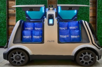 Walmart partners with self-driving startup Nuro to test autonomous grocery delivery in Houston – TechCrunch