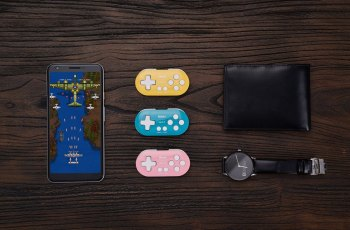 8BitDo Zero 2 is a lightweight keychain controller that actually works