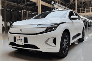 Byton says M-Byte electric car will hit mass production in 2020