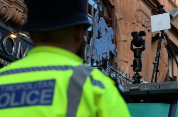 London police deploy real-time facial recognition cameras