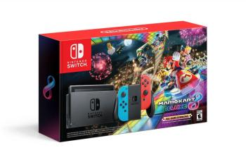 Nintendo Switch reaches 50 million consoles sold faster than PlayStation 4