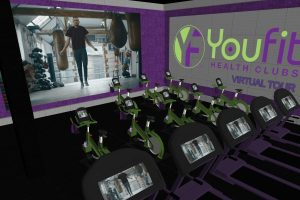 Pay-per-minute fitness club app FlexIt gets AR and VR gym tours
