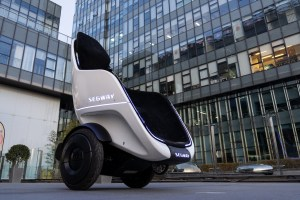 Segway unveils S-Pod personal transport for scooter skeptics