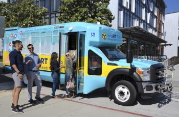 Via and SacRT launch on-demand public transportation in Sacramento