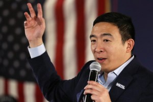 Andrew Yang warns against 'slaughterbots' and urges global ban on autonomous weaponry
