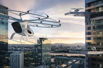 Flying taxi startup Volocopter raises $40 million and touts potential IPO