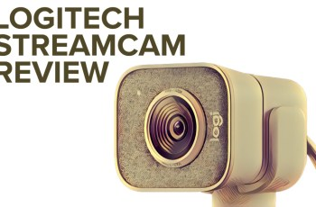 Logitech Streamcam is a great 1080p60 camera for content creators