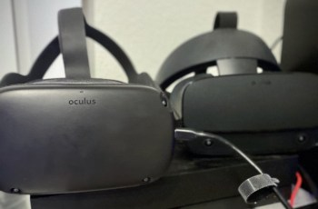 Oculus Quest's hand-tracking now turns on when you're not using Touch controllers