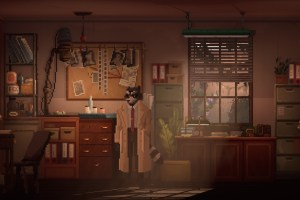 Raw Fury will publish noir adventure game Backbone