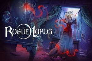 Rogue Lords is a turn-based roguelike where you play as the Devil