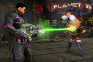 Saints Row IV is coming to Switch on March 27