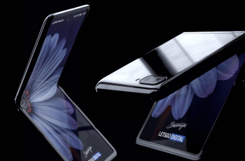 Samsung's Galaxy Z Flip has a 180-degree hinge and begins shipping on February 14