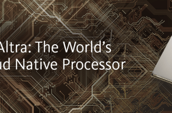 80-core ARM CPU to bring lower power, higher density to a rack near you