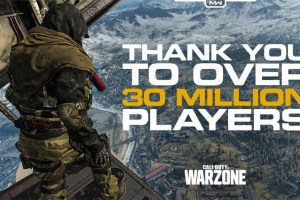 Call of Duty: Warzone has 30 million players 'working from home'