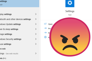 Control Panel isn't dead yet—but the System applet is looking nervous