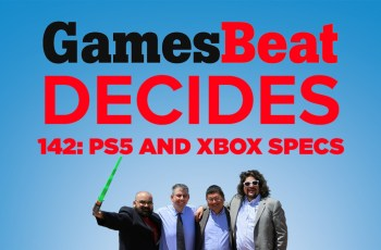 GamesBeat Decides: PlayStation 5 and Xbox Series X specs spectacular