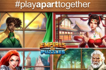 WHO and game companies launch #PlayApartTogether to promote physical distancing