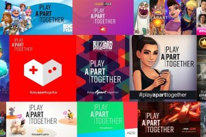 40 more game companies join WHO #PlayApartTogether coronavirus awareness campaign