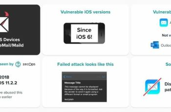 A critical iPhone and iPad bug that lurked for 8 years may be under active attack