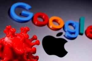 Apple and Google weigh privacy concerns as EU demands coronavirus apps not track location data