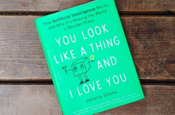 Janelle Shane explains AI with weirdness and humor, in book form